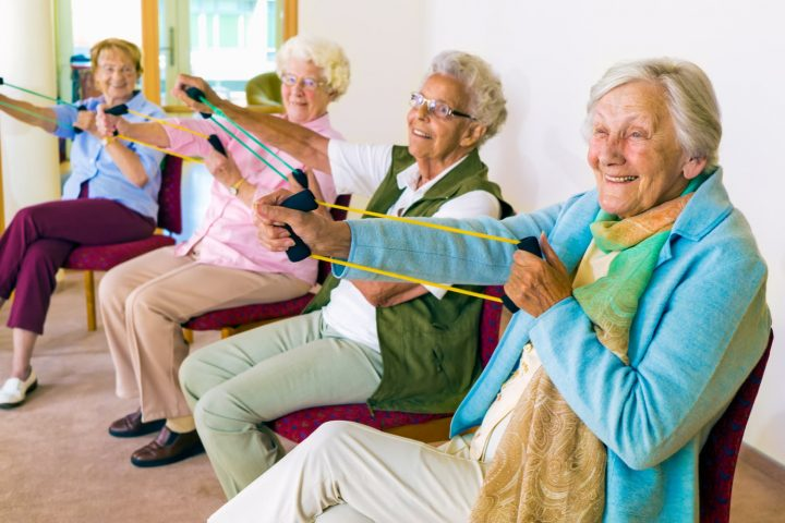 Care Home Physiotherapy by Physiotherapy Matters