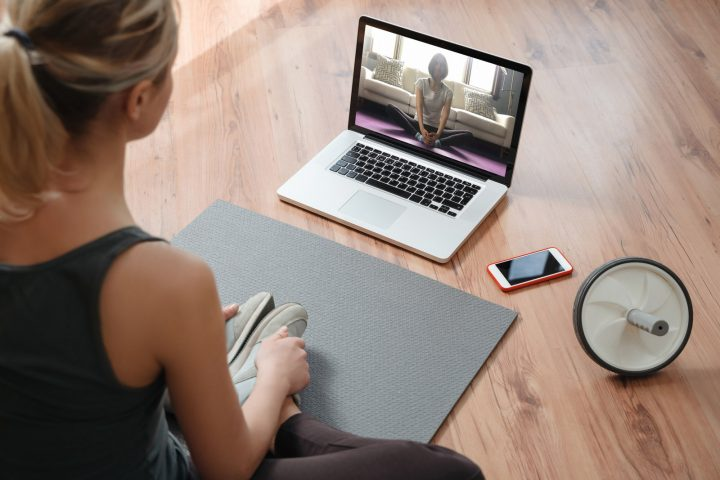 Live Streamed Pilates with Physiotherapy Matters